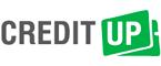 как взять кредит от creditup